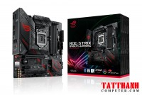 Mainboard ASUS ROG STRIX B460-G GAMING (Intel B460, Socket 1200, m-ATX, 4 khe Ram DDR4)
