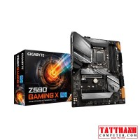 Mainboard Gigabyte Z590 GAMING X (Intel Z590, Socket 1200, ATX, 4 khe Ram DDR4)