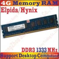 R3 4GB/1333/1600 Hynix máy bộ - CHẠY ĐƯỢC MAIN G41 BH 36Th