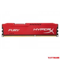 RAM desktop Kingston HyperX Fury 8G (1x8GB) DDR3 1600MHz