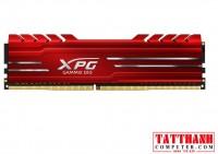 RAM PC ADATA DDR4 XPG GAMMIX D10 16GB 3200 RED