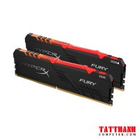 Ram DDR4 Kingston 32G/3200 HyperX Fury RGB (2x 16GB)