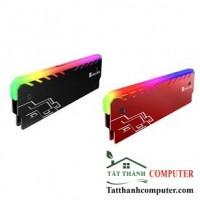 TẢN NHIỆT RAM Jonsbo NC-1 Led RGB ĐỎ/ĐEN