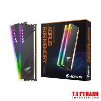 Ram Desktop Gigabyte AORUS RGB (GP-ARS16G32) 16GB (2x8GB) DDR4 3200Mhz