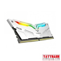 RAM Team T-Force Night Hawk RGB 8GB (1x8Gb) DDR4-3000Mhz (Trắng)