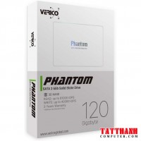 SSD VERICO 120GB PHANTOM...
