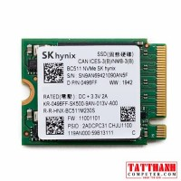 SSD Hynix BC501 128GB M2 Nvme 2230 - Like New