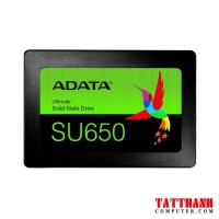 SSD ADATA Ultimate SU650 Sata III 3D-NAND 2.5 inch 120GB - Chính hãng