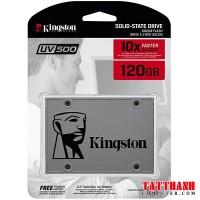 SSD Kingston UV500 3D-NAND SATA III 120GB SUV500/120G - CHÍNH HÃNG FPT