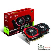 VGA MSI GTX 1050Ti GAMING X 4GD5