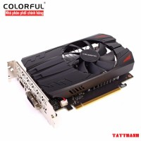 VGA Card COLORFUL GT 1030 2G V2 (1 Fan lớn) (2Gb, DDR5, 64 bit) 2ND