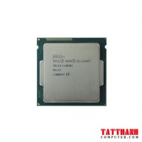 Cpu Intel® Xeon® E3-1220 v3 - 2nd