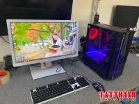 """PC TTC GAMES ONLINE (LCD 23""""/CPU I3 4150/RAM8G/VGA 750 2G) 2ND"""