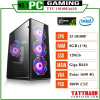 PC GAMING TTC 10100F-h41...