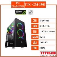 PC GAMING TTC GM-I501 (CPU INTEL I5 10400F/VGA 1650 4G/RAM 8G)