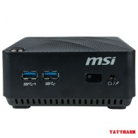 PC MSI Cubi N 8GL CE N4000 - Mini MSI PC Intel KIT (RAM 8G, SSD 120G)