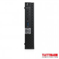 Dell OptiPlex 7050 MICRO ( Intel Core i3 - 6100 3.7GHz | 4GB | SSD 120GB | Intel HD 530 )