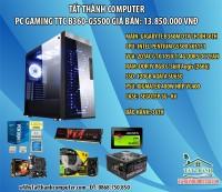 PC GAMING TTC B360-G5500/B360/RAM 8GB/VGA 1050TI