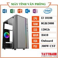 MÁY TÍNH TTC10100 VĂN PHÒNG (I3 10100/RAM 8G /SSD120G/PSU 300W)