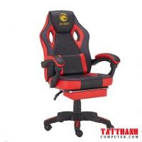 Ghế Game E-DRA JUPITER EGC204 Black Red - chính hãng