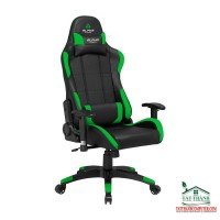 GHẾ ALPHA GAMER GAMING CHAIR VEGA SERIES - XANH LÁ/ĐEN