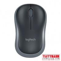 Chuột máy tính không dây Logitech B175 (Đen,Bạc)