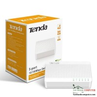 Switch  5 PORT tenda  100M MINI