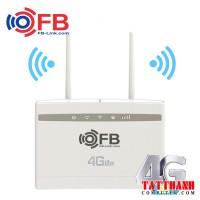 ROUTER WIFI 4G LTE FB-LINK CPE-V01 (2 ANTEN - CHUYÊN DÙNG XE KHÁCH - 32 USER - 3 PORT)