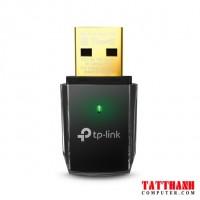 Bộ Chuyển Đổi USB Wi-Fi Băng Tần Kép AC600 Archer T2Uv3