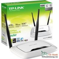 Phát Wifi TP - LINK TL-WR841N (2 Râu)