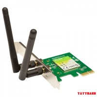 Card mạng thu Wifi TP-Link TL-WN881ND Wifi 300Mbps