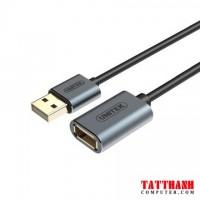 CABLE USB Nối dài UNITEK 3m Y-C 417