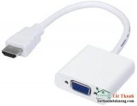 Dây chuyển HDMI ra VGA