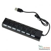 Hub USB 7 cổng có công tắc