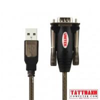 Cáp chuyển đổi USB -> Com 9 + Com 25 Unitek Y 105A