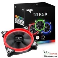 FAN CASE AIGO RGB R3 (3PCS/PACK)