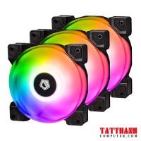 FAN CASE ID-COOLING DF-12025-ARGB TRIO (3pcs Pack)