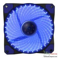 Fan case 15 Led Blue