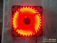 Fan case 32Led RED