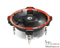 FAN Cpu ID Cooling DK-03 Halo Red Led Riing ( Intel 115x )