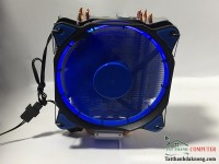 Fan Cpu ID Cooling 4 ống đồng (Blue Led)
