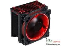 TẢN NHIỆT CPU JONSBO CR201 RED  LED
