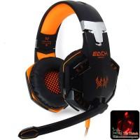 HeadphoneEACH G2000 (LED) Over-ear Gaming Headset