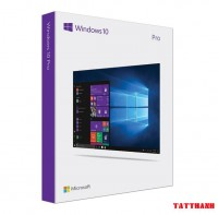 Windows 10 Pro 32/64bit Bản quyền Vĩnh Viễn
