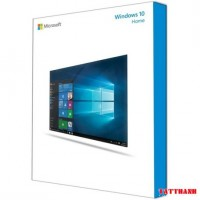 Phần mềm bản quyền/ Win 10 Home 64bit 1pk DSP OEI DVD (KW9-00139)