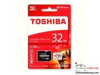 Thẻ nhớ MicroSDHC Toshiba M302 90MB/s 32GB