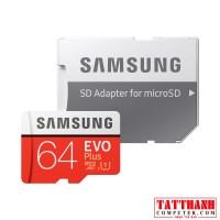 Thẻ nhớ Micro SDXC Samsung 64GB C10