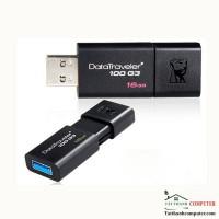 USB 3.0 Kingston DataTraverler 100 G3 16GB 100MB/s DT100G3/16GB