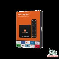 FPT Play Box bản 4K 2019 Chính Hãng - Kèm Remot Giọng Nói