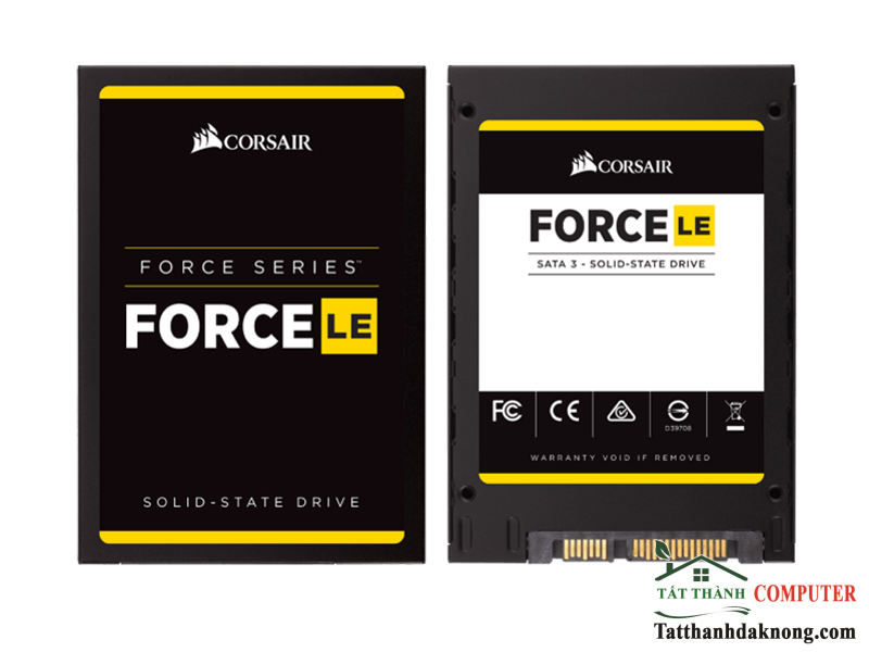 ssd corsair force le 120gb sata 3 6gbs 25 l3knllhhyr